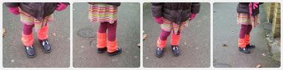 free kids legwarmer pattern, knitted kids legwarmer, small girls legwarmer
