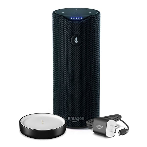 Alexa enabled portable Bluetooth speaker 2