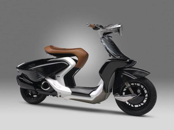 Yamaha's 04Gen Scooter (2)
