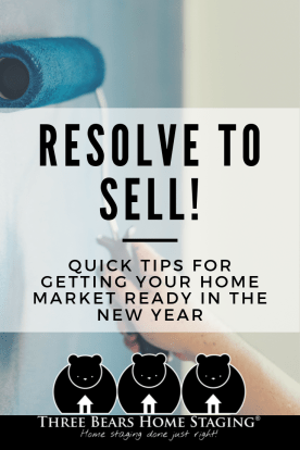 resolve to sell!