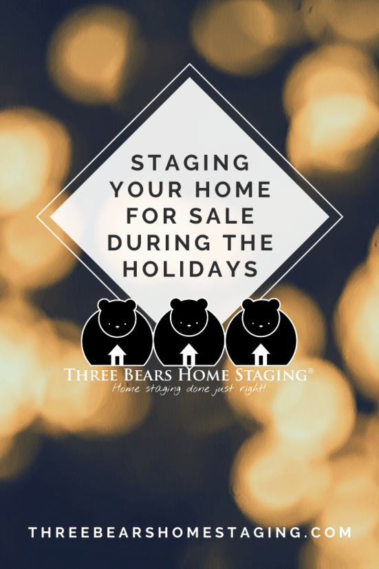 home staging holidays