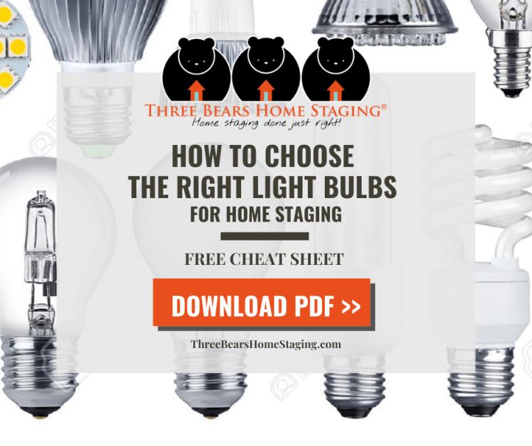 choose the right light bulb cheat sheet