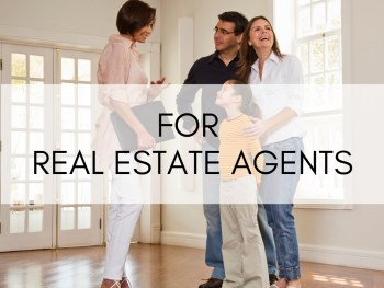 For Real Estate Agents