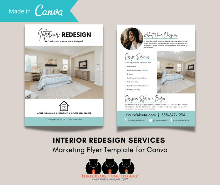 interior redesign services