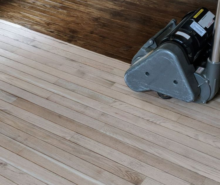 types of flooring hardwood
