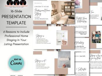 canva presentation template