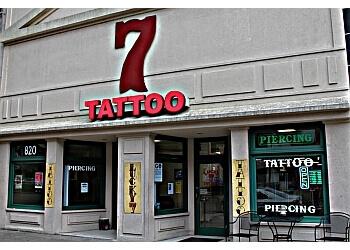 7 the lucky steven tattoo co