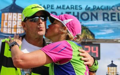 Photo Set #2 of Three Capes Marathon Relay