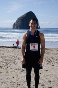 coastal marathon races