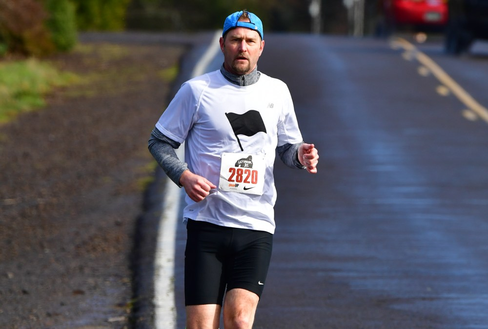 Record your 3 Capes Marathon Relay splits online