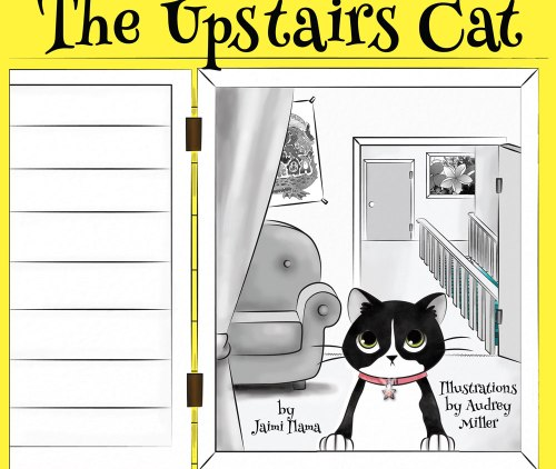 The Upstairs Cat book cover