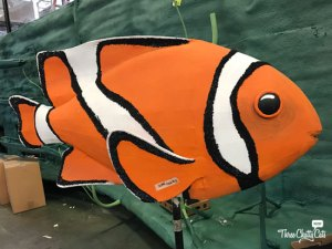 Clownfish from Lucy Pet Float