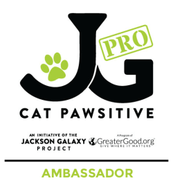 Jackson Galaxy Project Ambassador