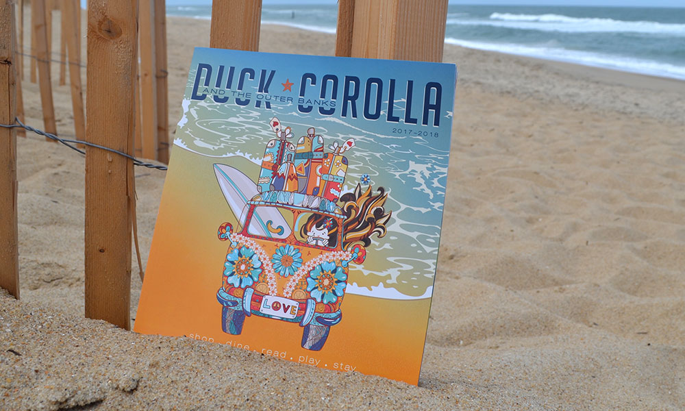 Duck, Corolla and the Outer Banks 2017