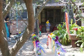 Threefold Village Rainbow Bridge
