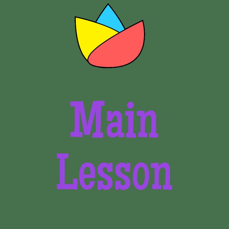 Main Lesson Enrichment Tile