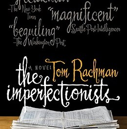 The Imperfectionists in trade paper