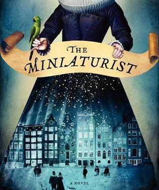 The Miniaturist by Jessie Burton