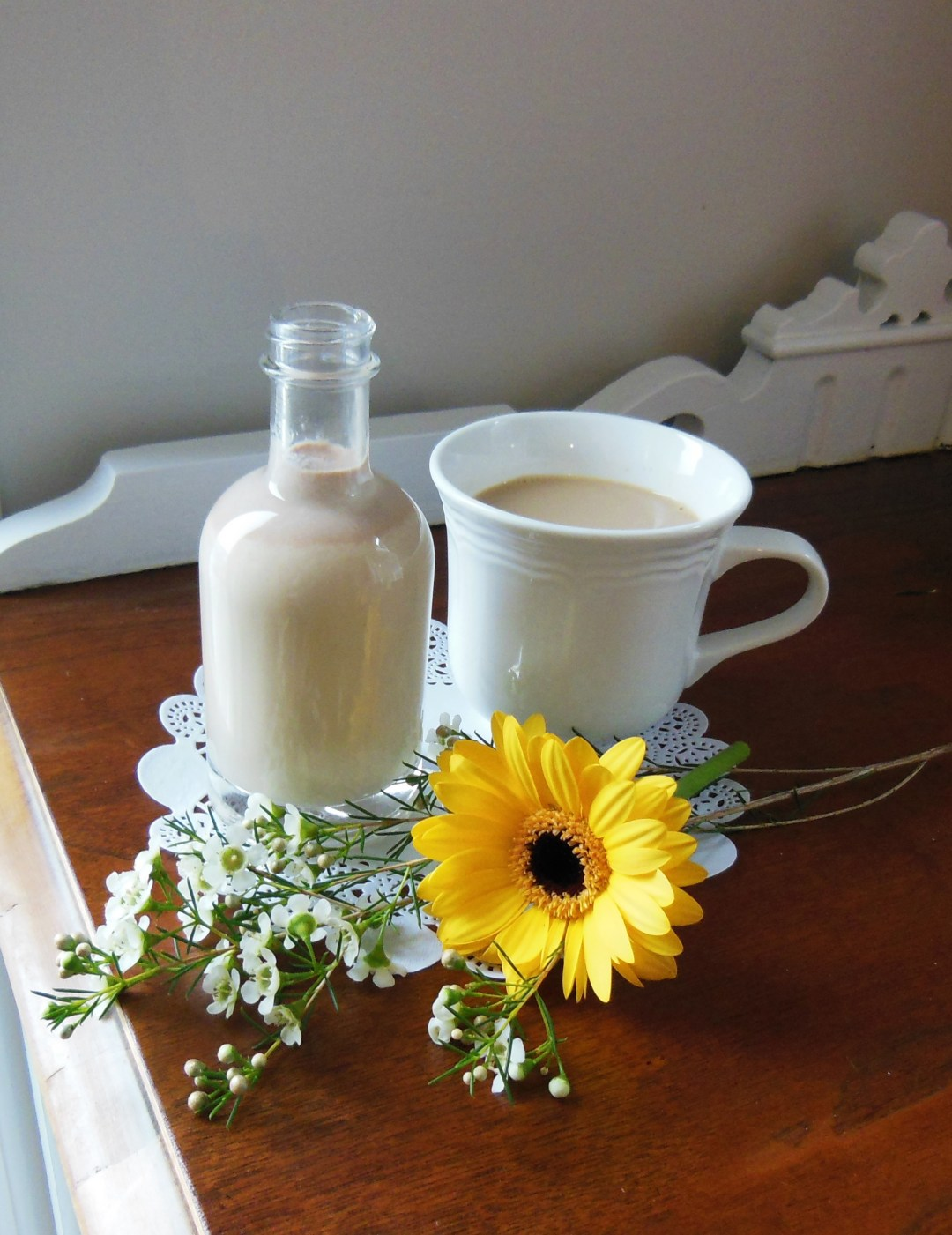 Homemade Bailey's Irish Cream Recipe