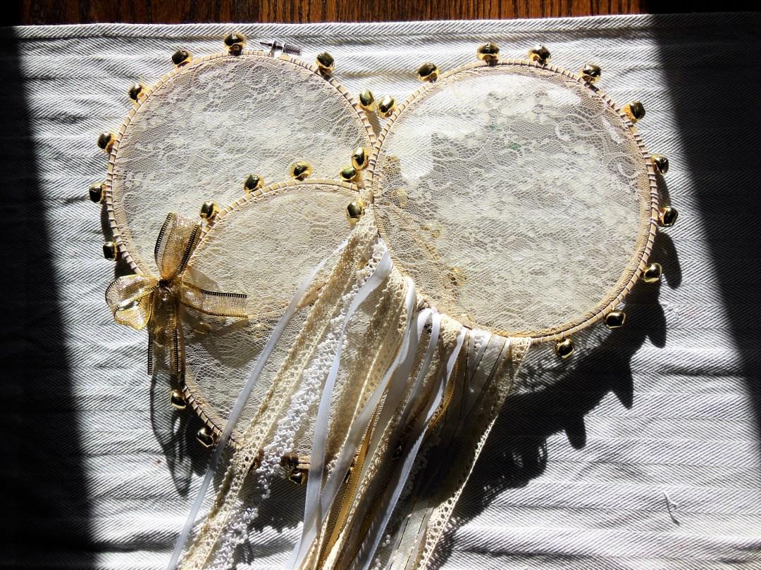 Boho Spirited Tambourine