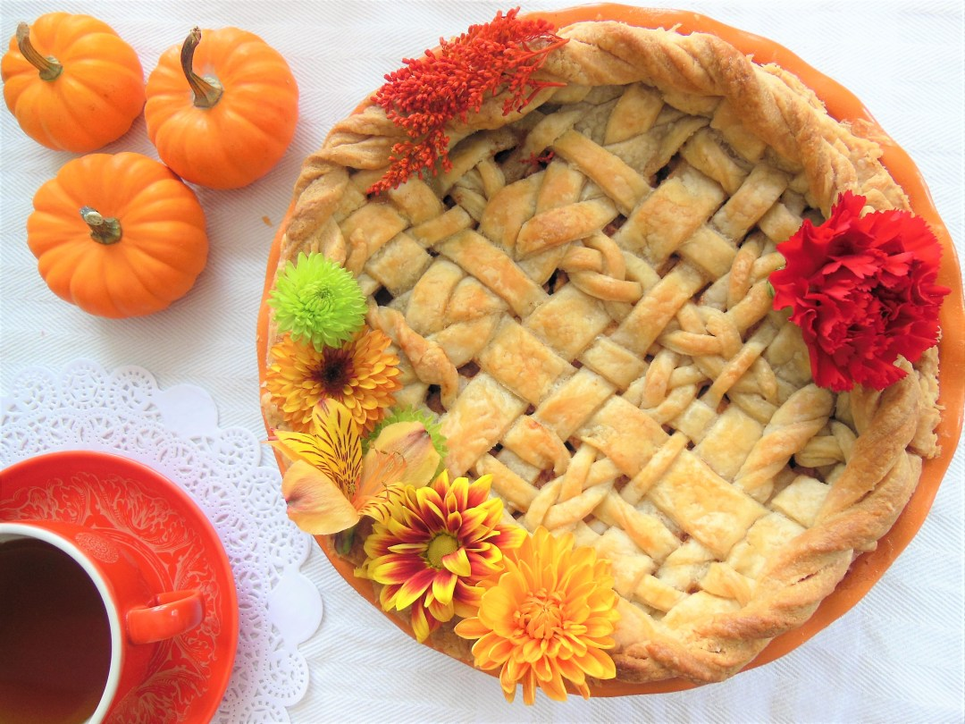 Homemade apple pie recipe - Thanksgiving