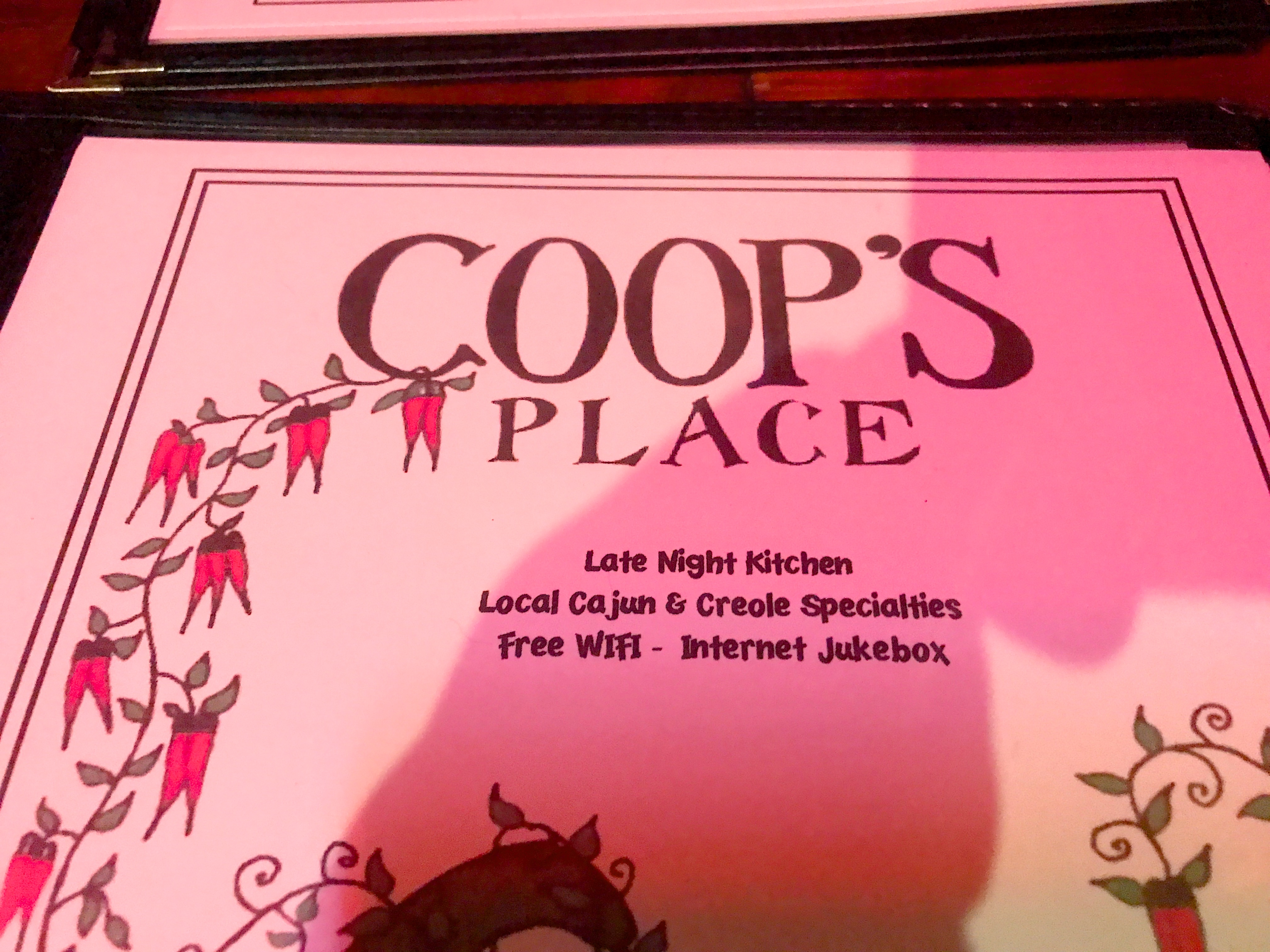 Coop's Place, New Orleans