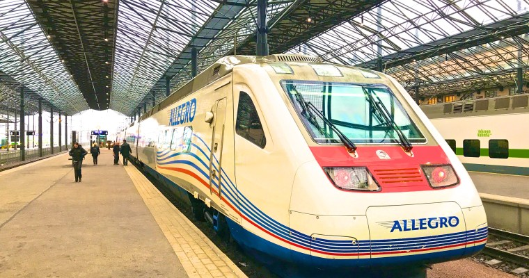 Need To Know: Taking The Allegro Train From Helsinki To St Petersburg