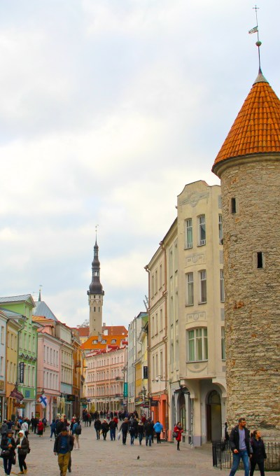 Top Tips: Tallinn, Estonia