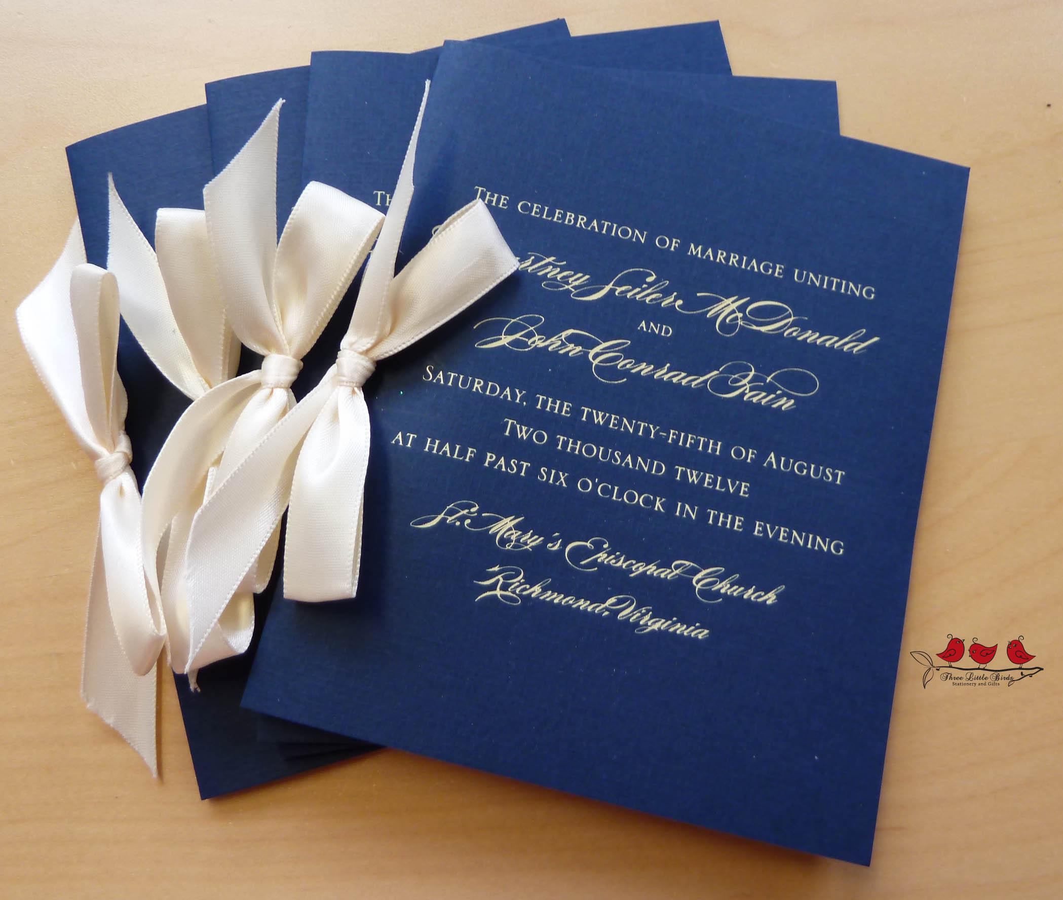 Wedding Wednesday Courtney Amp Jc Navy Nuptials
