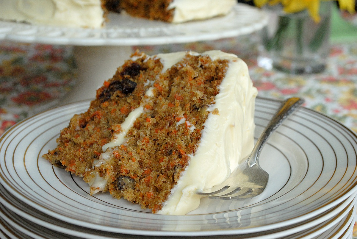 My Perfect Carrot Cake Three Many Cooks