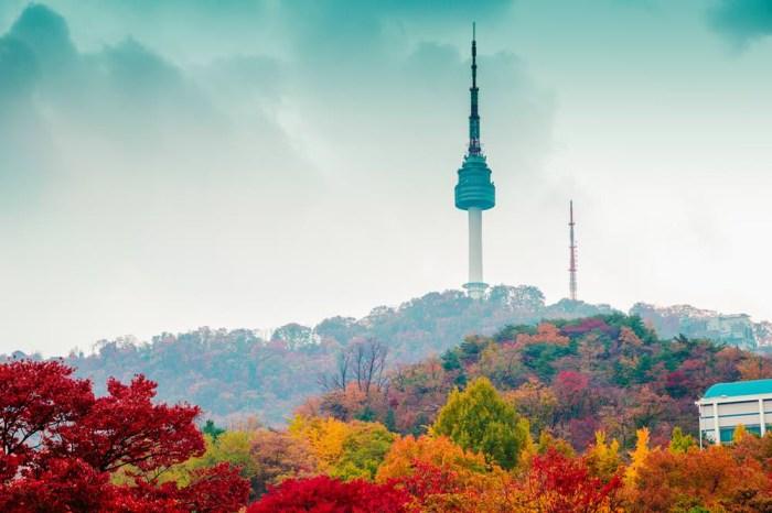 【2020韓國賞楓自由行】18個賞楓景點、行程、時間、交通、住宿懶人包!