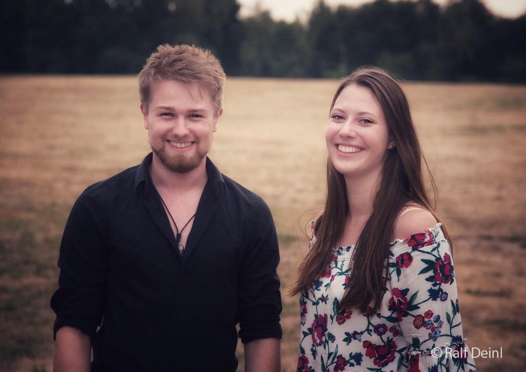 Neue Gesichter bei Threepwood 'N Strings: Robin Rick und Selina Hötger