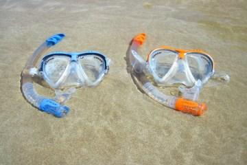 Leadership overwhelm, snorkeling