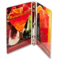 2 Sided Full Color Poly Binder