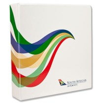 Full Color Vinyl Binders