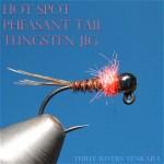 pheasant tail tungsten jig title