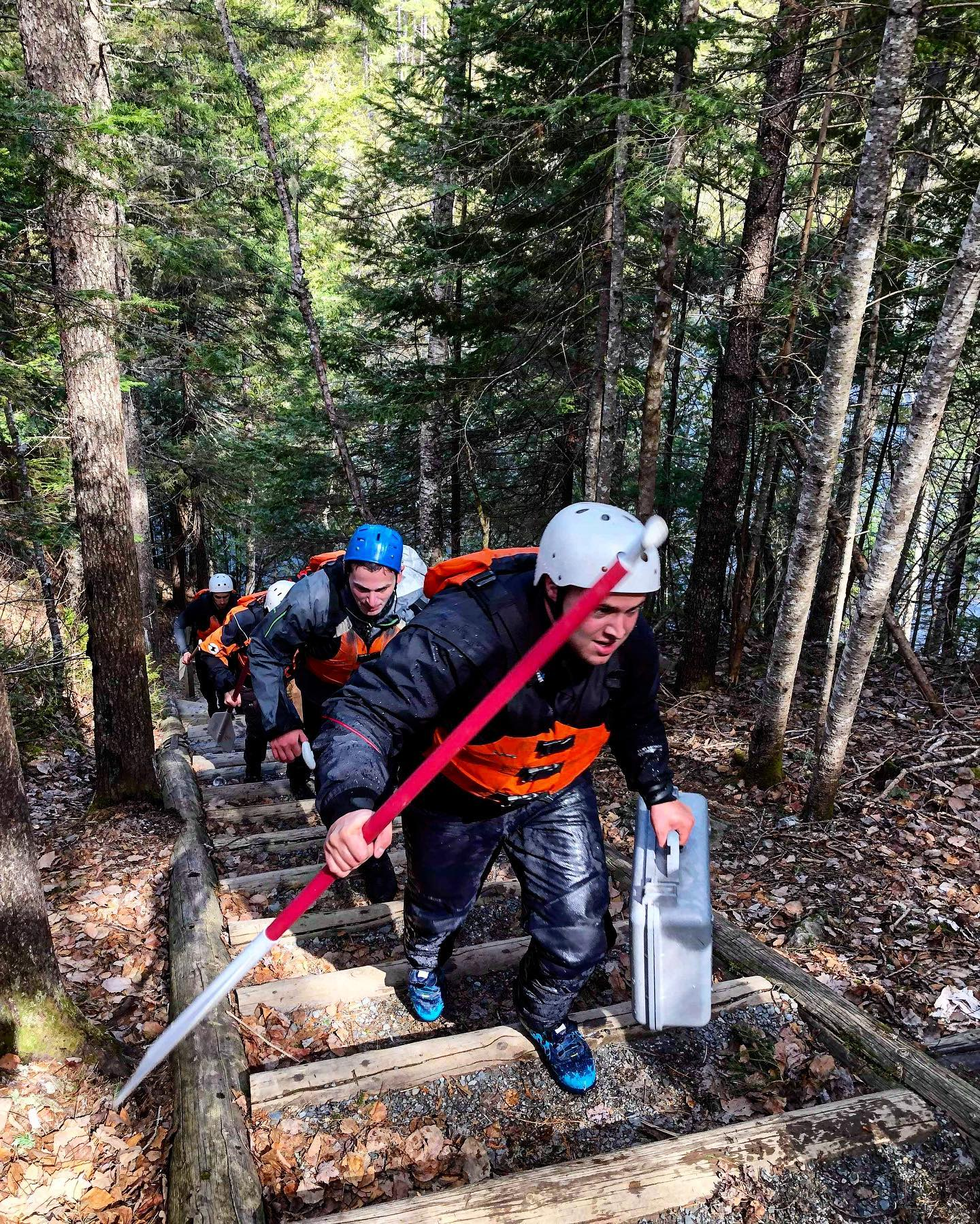 Maine River Guide Training Course