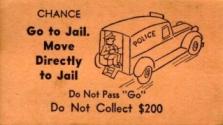 Chance card