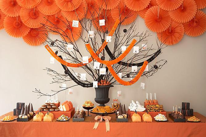 Pumpkin Tree = too awesome