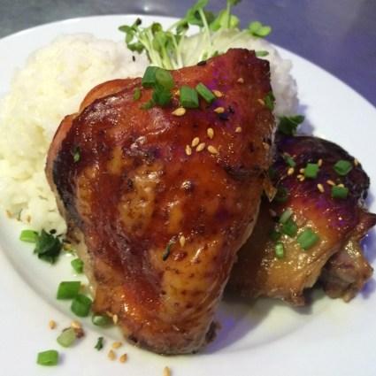 Orange Shoyu Chicken