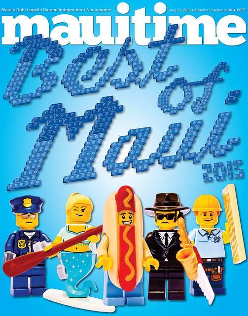 Best of Maui 2015