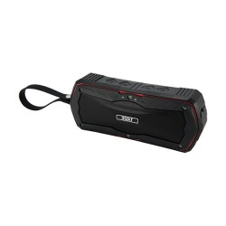 3S-0950 3SIXT SoundJet BT Speaker 4000mAh Black_Red