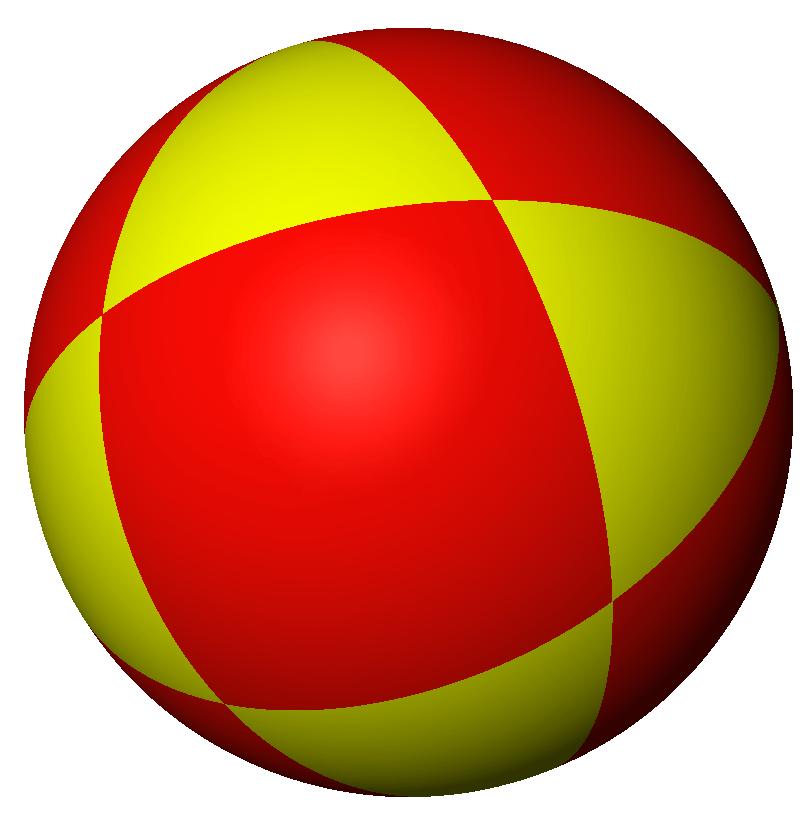 spherical cuboctahedron