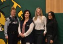 Fort students learn about intimate partner violence