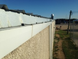 long eavestrough downspouts Swan River Valley