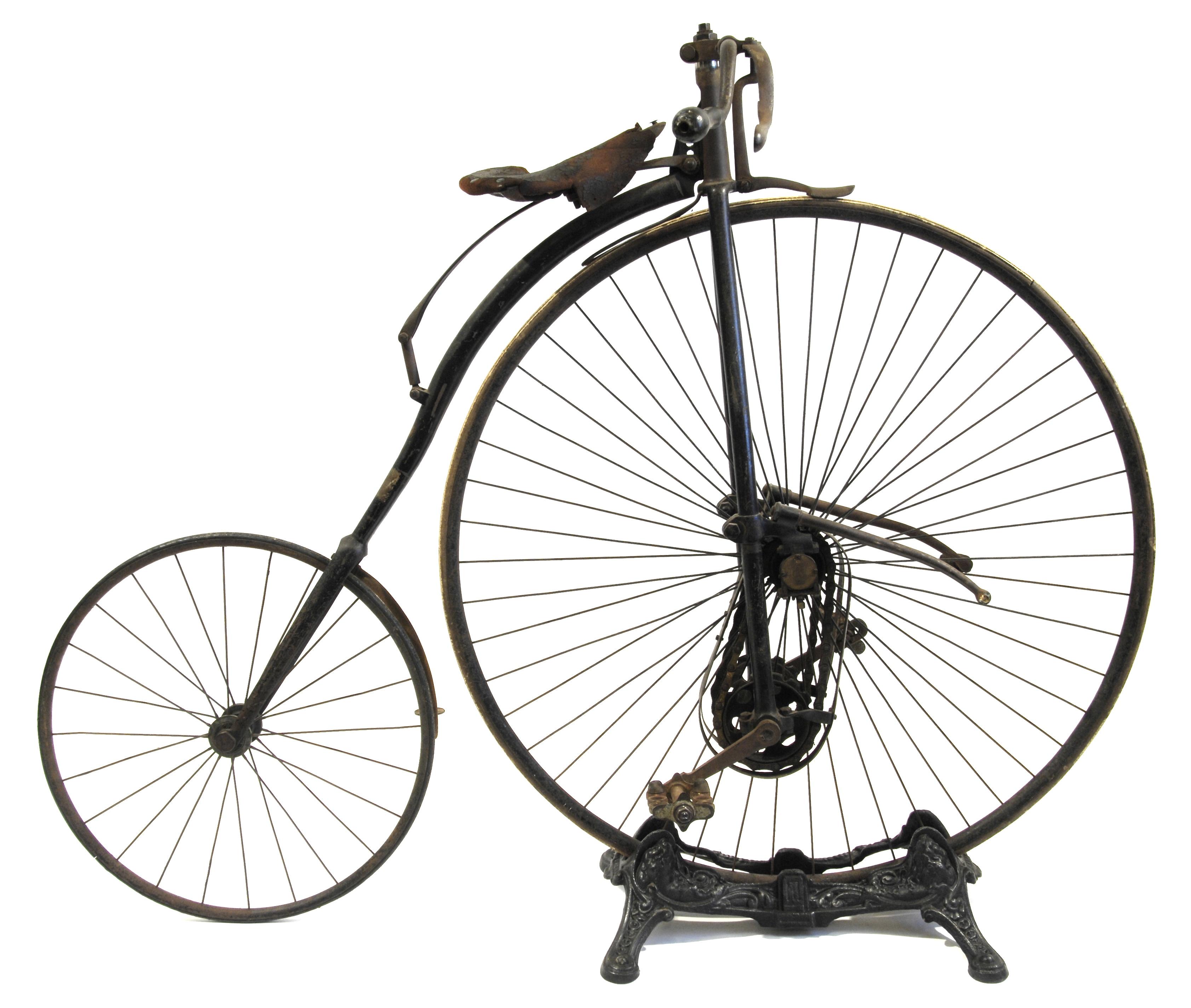 Indoor Canadian Vintage Bicycle Show