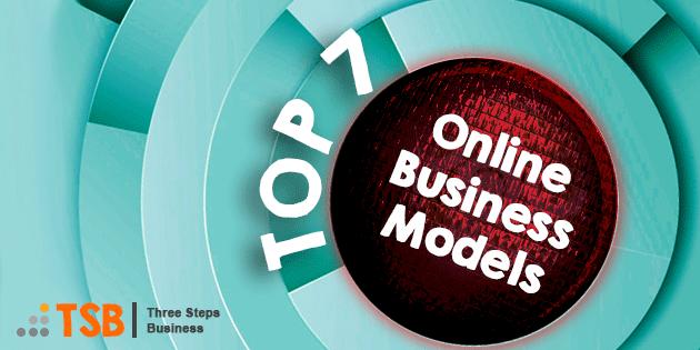 TSB003 Top 7 Online Business Models
