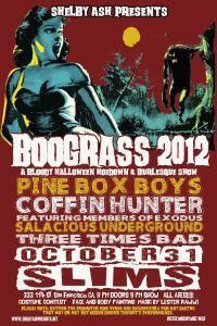 Boograss!