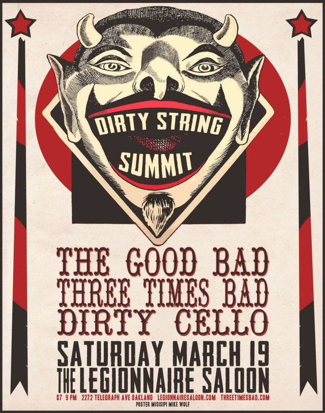 Dirty String Summit Oakland small 1