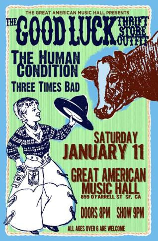 GREAT AMERICAN MUSIC HALL!!!